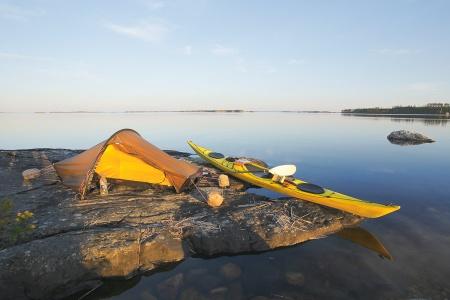 hilleberg akto Valley Avocet melonta suur-saimaa saimaa kayaking taipalsaari