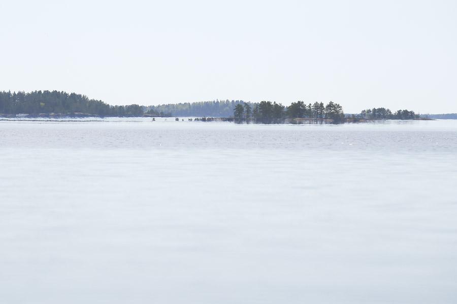 kangastus järvi saimaa