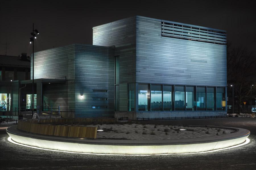 Vantaa valtuustosali City Hall Tikkurila