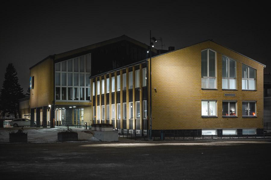 Vantaan kaupungintalo City Hall, Tikkurila