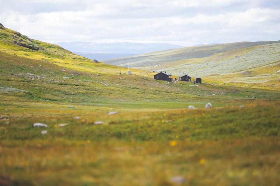 Viterskalsstugan in Hemavan, Norra Storfjället