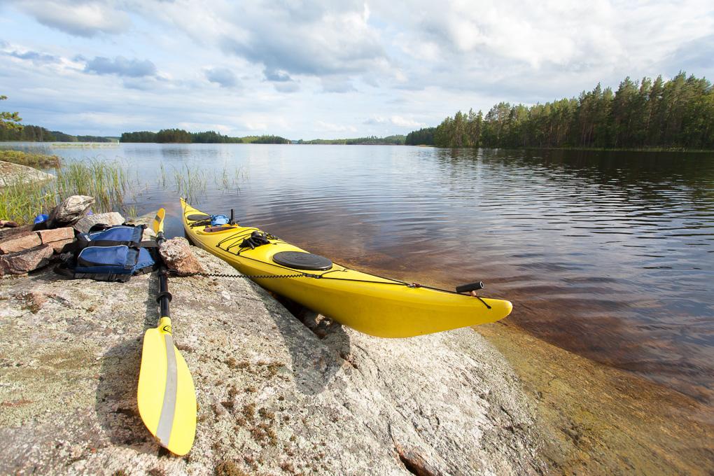 Melonta kajakki Pihlajavesi kayaking Saimaa lake saimaa Valley Avocet sea kayak Finland kayaking saimaa melonta pihlajavesi