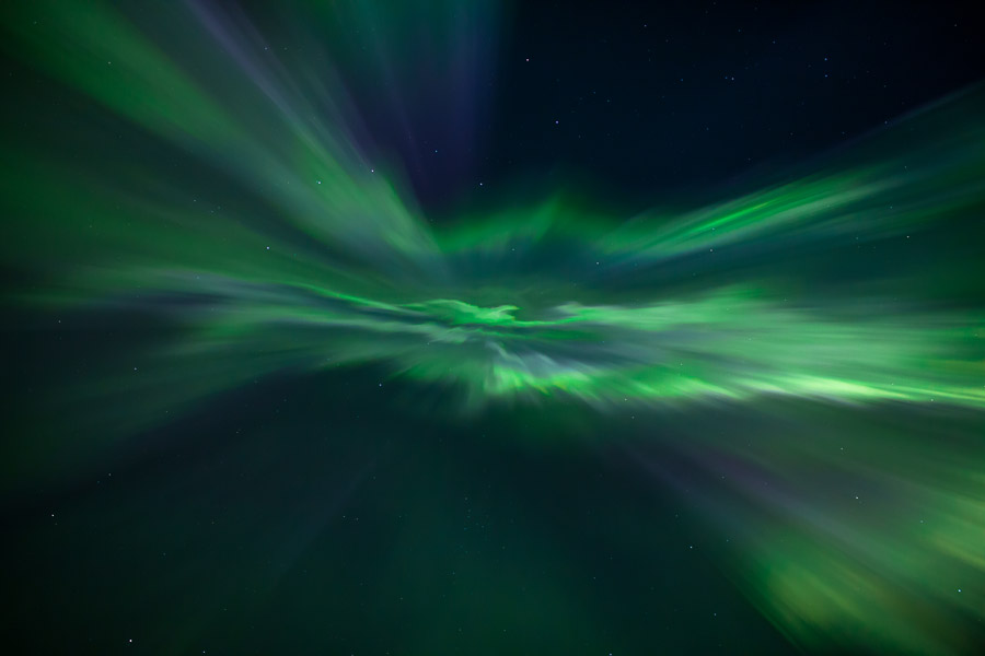 revontulet auroras Northern Lights Kirkkonummi Porkkalanniemi Finland 17.3.2015