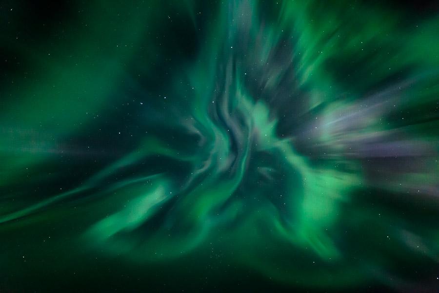 Etelä-Suomi revontulet auroras Northern Lights Kirkkonummi Porkkalanniemi Finland 17.3.2015