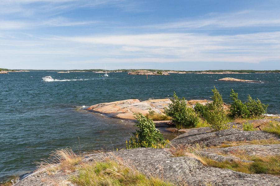Örön linnakesaari Kemiönsaari