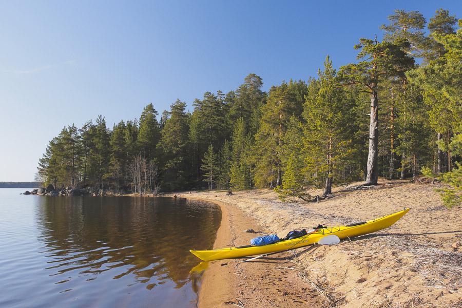 melonta suur-saimaa saimaa kayaking taipalsaari