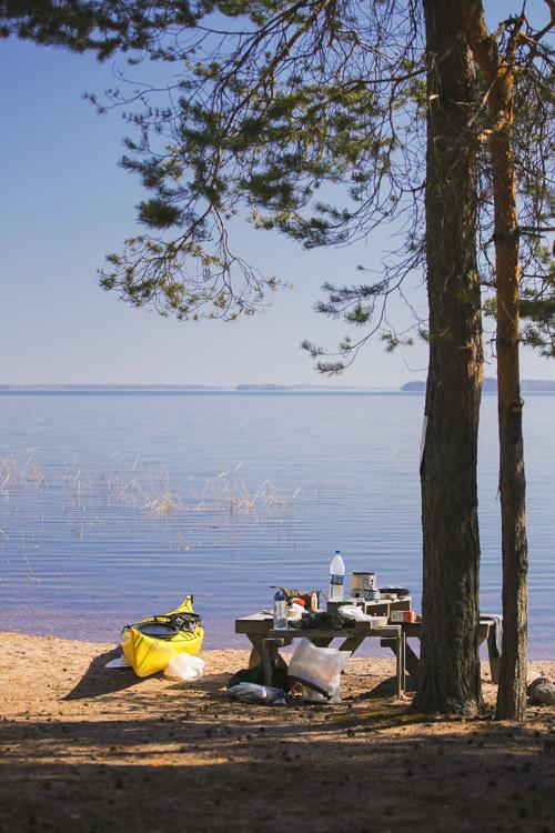 melonta suur-saimaa saimaa kayaking taipalsaari kajakki