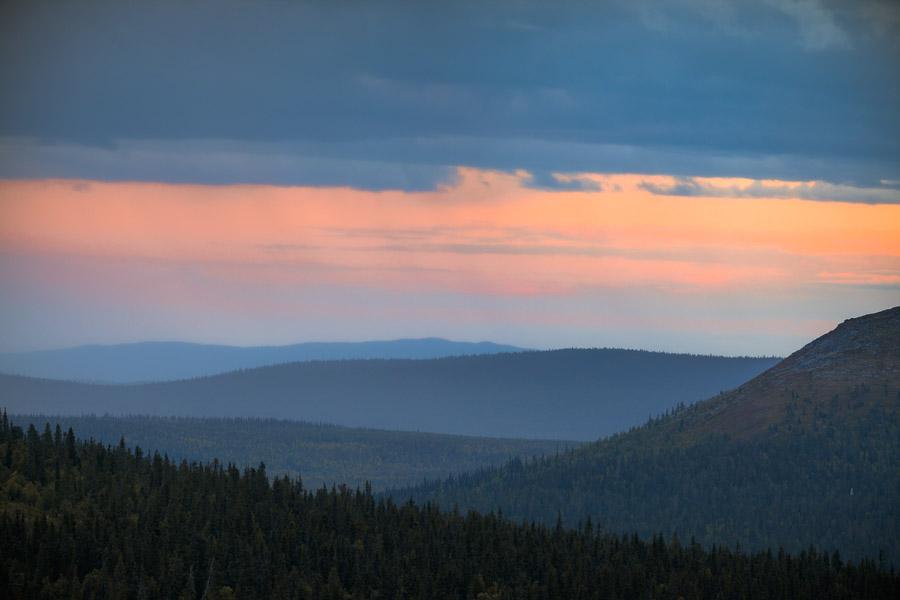Ylläs-Pallastunturi National Park, Muonio