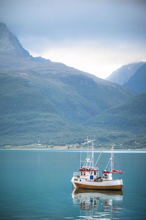 Storfjorden, Troms, Norway
