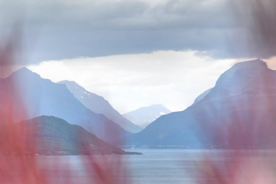 Balsfjorden, Troms, Norway