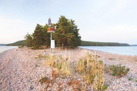 Rastinniemi Taipalsaari Suur-Saimaa Lake Saimaa valokuva photo