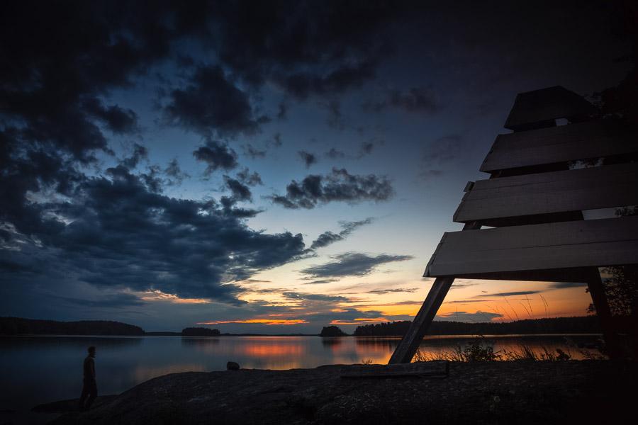 Melonta Saimaa Kayaking Kirvessaari Linnansaari Linnansaaren kansallispuisto National Park