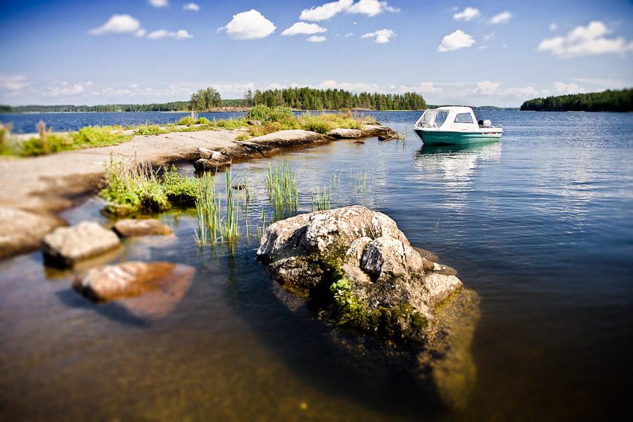 Taipalsaari, Pien-Saimaa