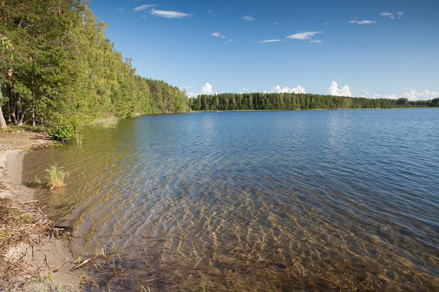 Suuri-Hytermä Puruvesi melonta kajakki kayak kayaking Finland