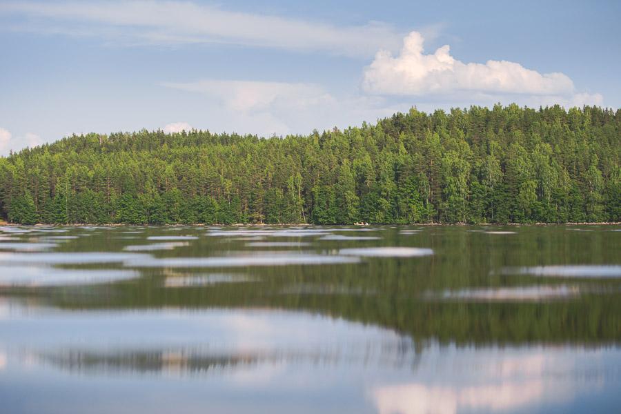 melonta päijänne kansallispuisto kayaking lake päijänne finland