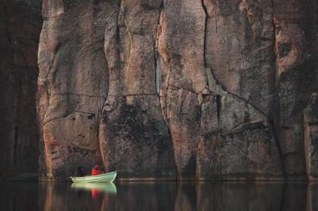 olhavanvuori repovesi national park kansallispuisto