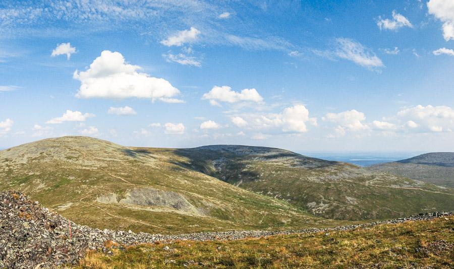 Taivaskero Pallastunturi Pallas Pallas-Yllästunturi National Park