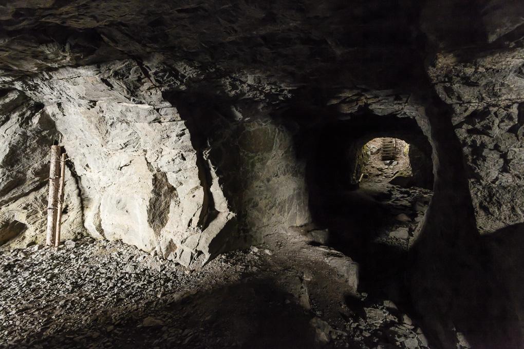 luola Kongonsaaren salpa-asema Salpalinja Pihlajavesi talvisota