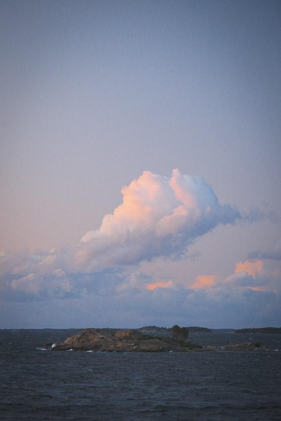 meri Saaristomeri M/s Eivor Parainen