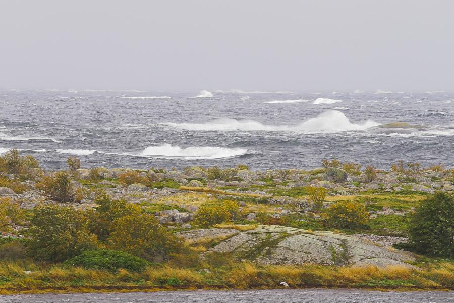 UTÖ myrsky syysmyrsky Saaristomeri Parainen meri