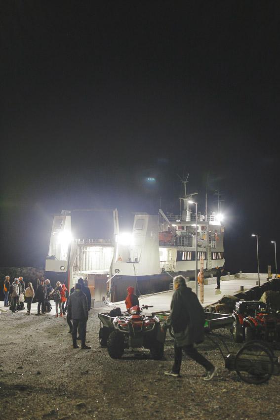 Utö Satama Parainen meri Saaristomeri